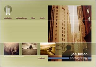 joellarsonweb - rockstardesign