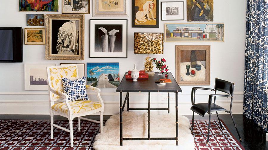 Pottery barn efedesigns for Jonathan adler interior design